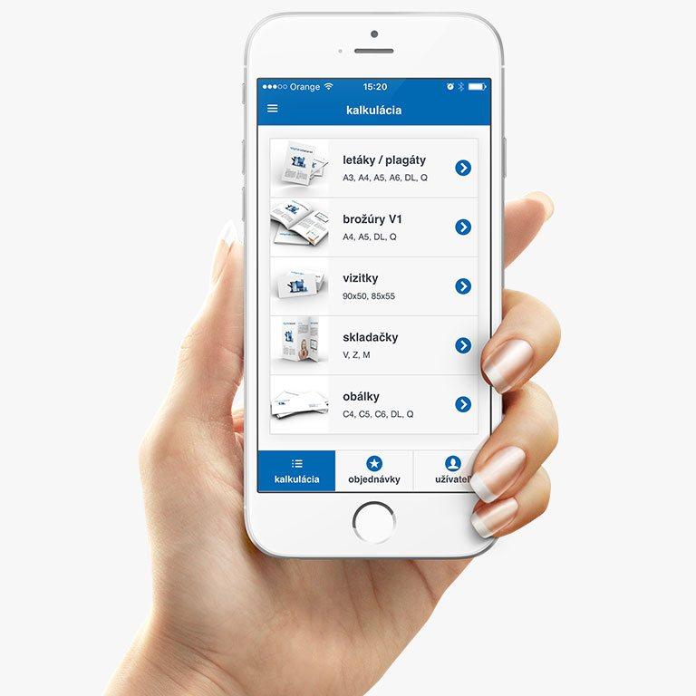 digitálna tlačiareň - aplikácia